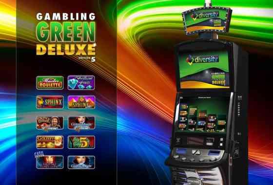 Gambling Green Deluxe